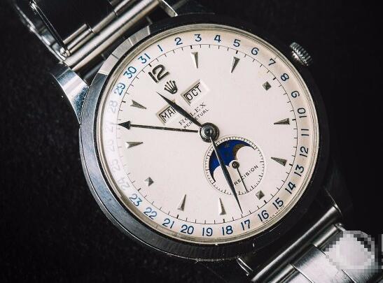 """クラシック巡礼ロレックスRef.8171""""Padellone""""腕時計"""